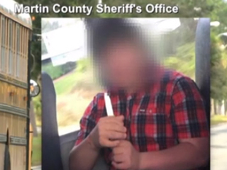 Deputy recalls encounter with armed student