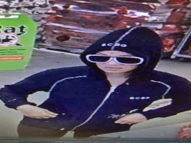 Home Depot Garden Center Robbed Woman Sought By Palm