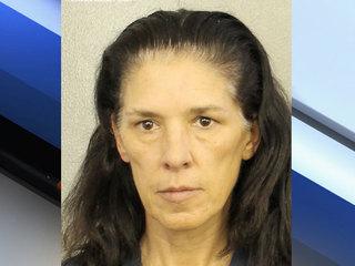 Broward bank robbed, Boynton woman arrested