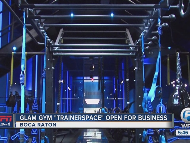 Boca Raton glam gym Trainerspace open for business