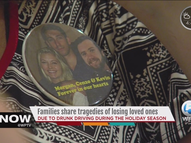 Families share tragedies of losing loved ones