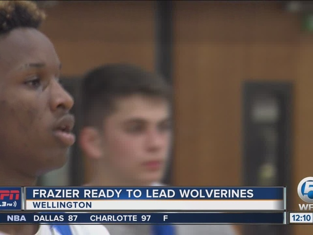 Frazier Ready to Lead Wolverines