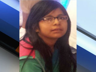 Missing child alert issued for 11-year-old girl