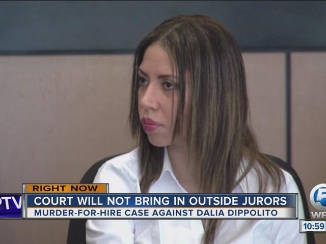 No change of venue in Dalia Dippolito case