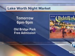Lake Worth Night Market is coming