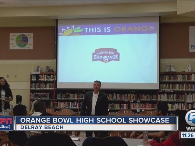Orange Bowl High School Showcase