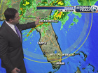 Chances for rain and near record high temps