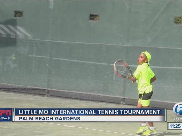 Little Mo International Tennis Tournament