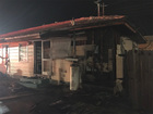 Fire displaces two families in West Palm Beach