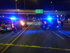 Deadly crash on I-95 NB in Boca Raton