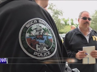 FBI and police team up for abduction training