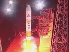 Rocket launches from Cape Canaveral