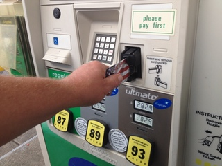 Skimmers found at 15 stations all over Tampa Bay