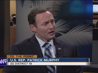 To the Point: Patrick Murphy