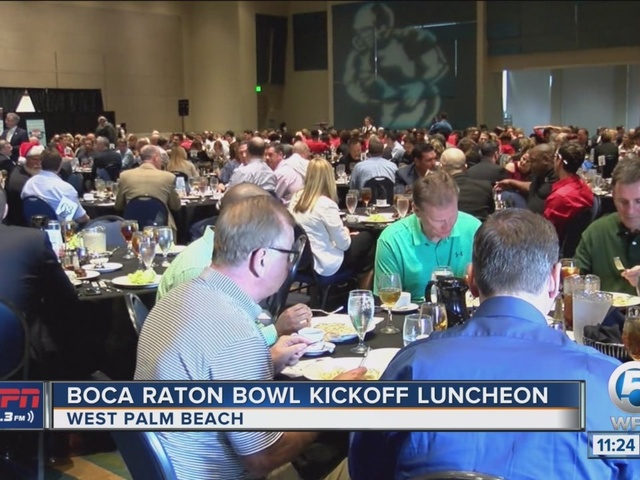 Boca Raton Bowl Luncheon
