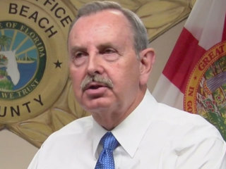 Sheriff talks about security in Palm Beach Co.