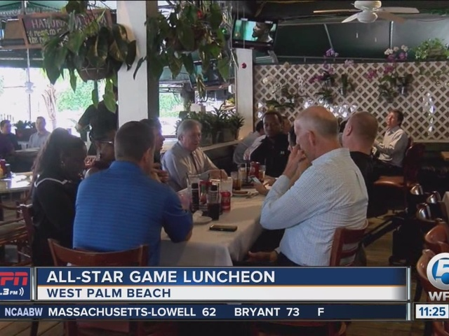 All-Star Game Luncheon