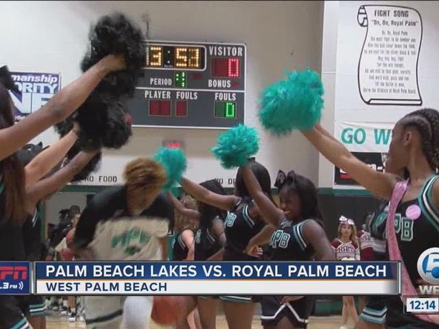 Palm Beach Lakes Takes Down Royal Palm 67-60