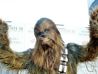 A new Christmas classic — with Chewbacca?