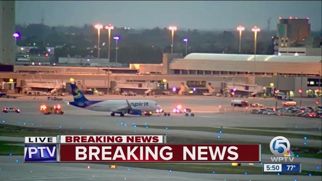 West Palm Beach Airport Breaking News