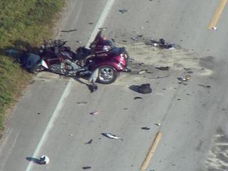 Fatal crash on US 441 North in Okeechobee County