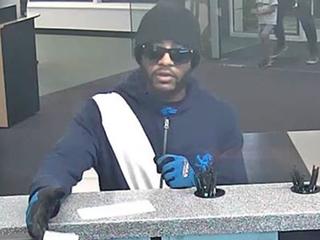 Royal Palm Beach bank robber sought