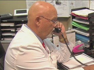 Doctors inundated with medical marijuana calls