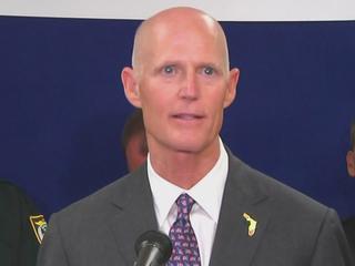 Gov. Scott wants to hire counterterrorism agents