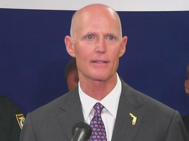 Florida Gov- Scott signs anti-terrorism measure