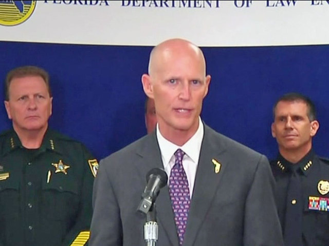 In Orlando, Rick Scott proposes $5.8 Million for Counter Terrorism Operations