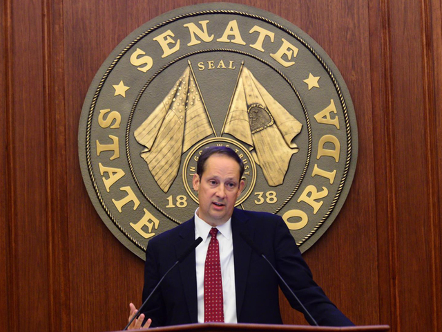 Image result for Senate President Joe Negron