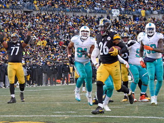 Dolphins' playoff run ends in Pittsburgh