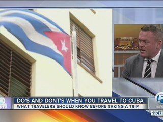 Traveling to Cuba? Here's what you need to know