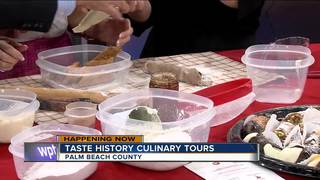 'Taste History Culinary Tours' in Palm Beach Co.