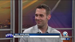 Psychic Medium Bill Philipps at the PB Improv