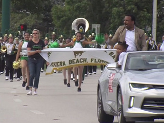 Crowds gather for 33rd annual MLK parade