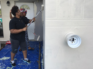 Day of service helps elderly Boynton couple