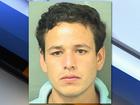 Man charged w/ stalking, voyeurism in Boca Raton