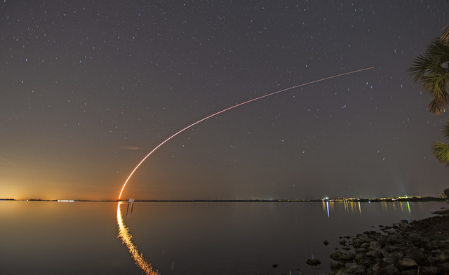 Atlas V rocket launches successfully
