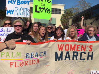 Thousands expected at women's march