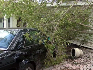 No injuries from Sunday's tornado