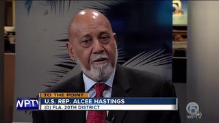 To the Point: Rep. Alcee Hastings