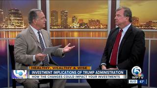 How could Trump presidency impact investments?