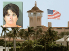 Police: Woman trespassed at Trump's Mar-a-Lago