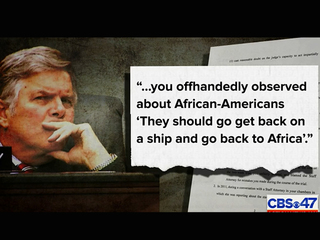 FL judge accused of racist, sexist slurs resigns