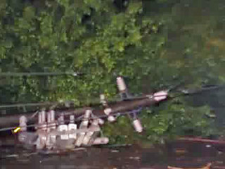 Storms knock out power to thousands of customers