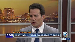 Dr. David Soria: Exercise key to staying young