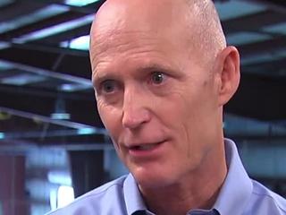 Gov. Scott in Riviera to fight for jobs, tourism
