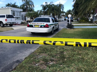 Person Shot And Killed At Mobile Home Park Near Greenacres