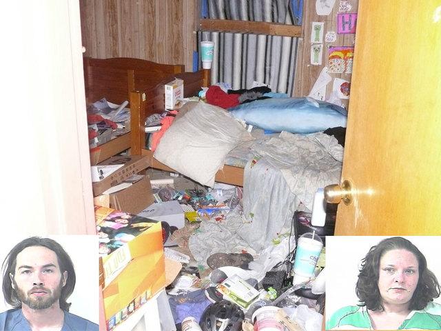 Deplorable conditions lead to parents arrest in Port St